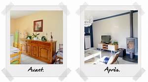 charming meuble repeint avant apres 11 07233132 photo With charming photos de meubles de salon 6 particuliers