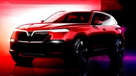 Vinfast To Unveil Sedan, Suv At 2018 Paris Motor Show