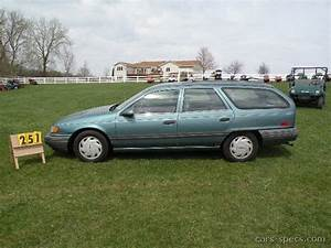 1993 Ford Taurus Wagon Specifications  Pictures  Prices