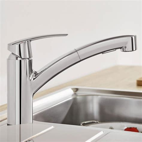Grohe Robinet Cuisine Avec Douchette by Grohe Start Robinet De Cuisine Avec Douchette Extractible