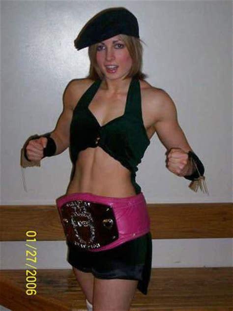 wwes  signing hot irish womens wrestler