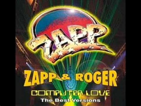 zapp roger computer love extended version youtube