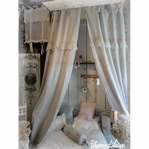 Rideaux En Lin Naturel : rideaux charmedantan ~ Dailycaller-alerts.com Idées de Décoration