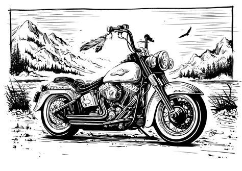 harley davidson bikers choice harley davidson art