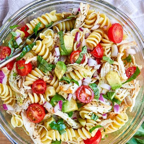 Fall back with our guest chef alejandra schrader fiesta pasta salad! Festive Pasta Salads : Italian Pasta Salad Jo Cooks - Spread the capsicum on a lined baking tray ...