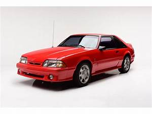 1993 Ford Mustang Cobra for Sale | ClassicCars.com | CC-1104145