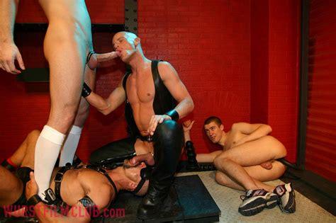 Sex Club Big Uncut Dicks