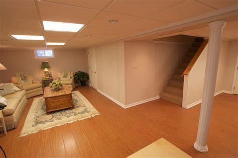 Small Basement Ideas Set in Your Home   Traba Homes