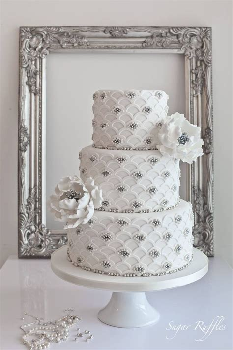 1000 Images About Simply Elegant Wedding Cakes On