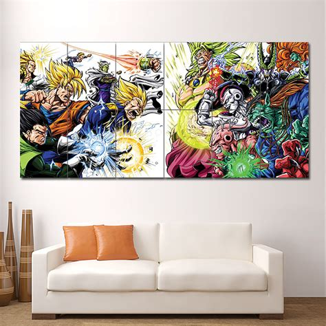 z wall decorations heroes villains z block wall poster