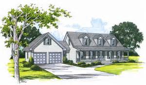 cape cod house plans attached garage cottage house plans - Cape Cod House Plans With Attached Garage