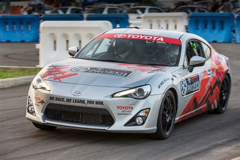 Racing Series by Toyota 86 Pro Am Racing Series Announced In Conjunction