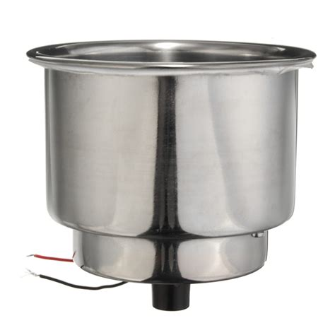 Boat Drink Holders Canada by Led Stainless Steel Cup Drink Holder For Marine Boat Car