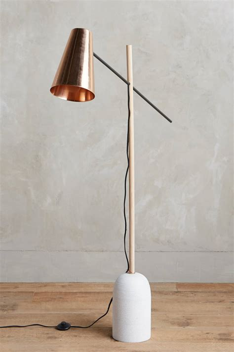 Cb2 Arc Lamp Bulb by The Warm Glow Of Copper Decor Best Of Interior Design
