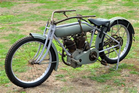 C1913 Yale Single-speed Motorcycle For Sale