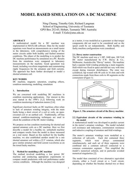 Working Of Mutator In Dc Motor - impremedia.net