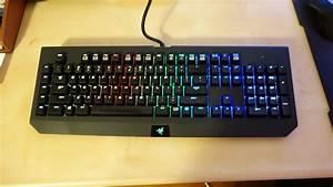 Razer, Blackwidow, Chroma, Keyboard, Review