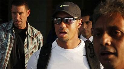 Tiger Woods arrives in India | Picture Gallery Others News ...