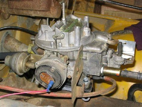 1982 Jeep Cj7 Carburetor Diagram by I A 1968 Ford Mustang And I Am Looking For The Vacuum