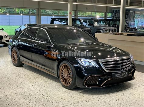 Whether you need a new car or are just browsing to see what's new in the. New Mercedes-Benz S 65 AMG 6.0L V12 (630 HP) 2020