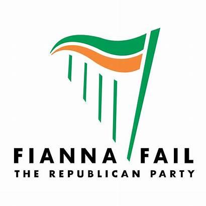 Fail Fianna Political Logos Ireland Parties Election