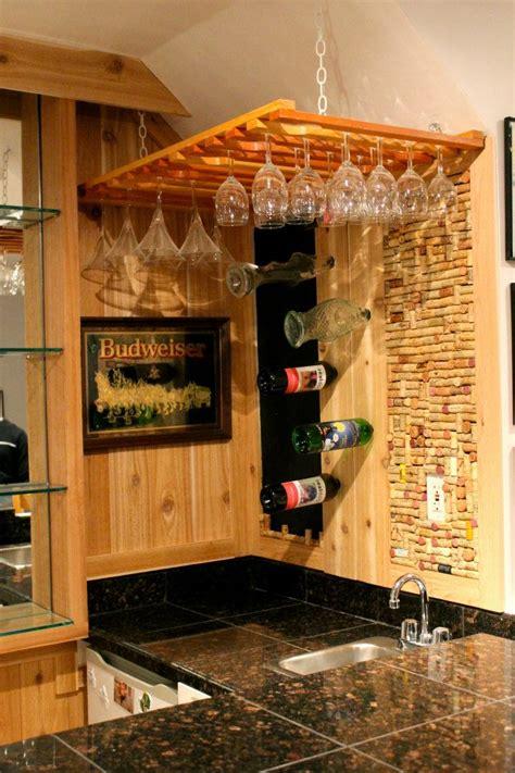 Homemade Basement Bar Ideas