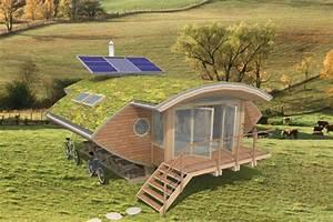 Maison écologique En Kit : habitat ecolo ~ Dode.kayakingforconservation.com Idées de Décoration