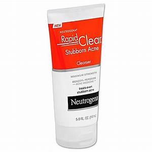 Neutrogena® Rapid Clear® Stubborn Acne Cleanser - www