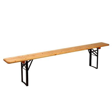 banc de cuisine en bois banc en bois 220x25 cm le p 39 loueur