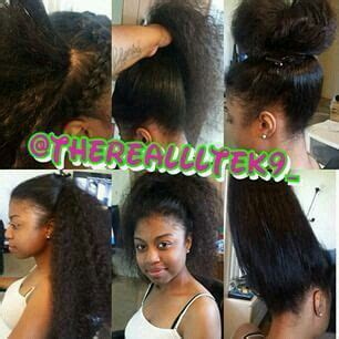 Versatile Sew In Hairstyles by 17 Best Ideas About Vixen Sew In On Sew In