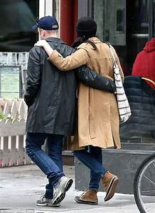 Laura Prepon and Ben Foster keep each other warm | Daily ...