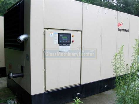 ingersoll rand ssr xfe 300 300hp industrial air compressor glass machinery air compressors