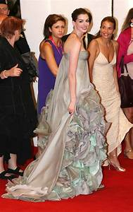 Anne Hathaway Photos Photos - Anne Hathaway At The 'Rachel ...