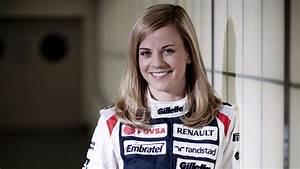 Susie Wolff Sie Ist Schneller Als Sebastian Vettel Formel 1
