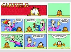 Garfield Comic Search