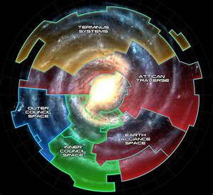 Milky Way Galaxy Map Planets (page 2) - Pics about space