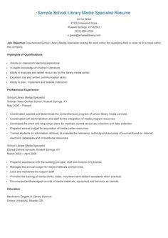 career change resume sle librarian resume