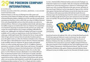 pokemon pany international 2 1 billion sales retail