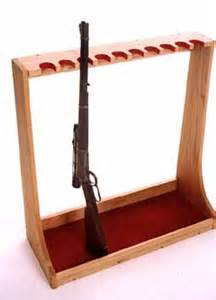 Diy Vertical Gun Rack Plans by Gun Racks And Gun Stands From Fort Sandflat