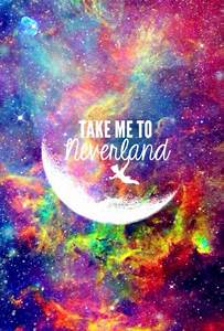 Take me to neverland; let me be happyg | We Heart It ...