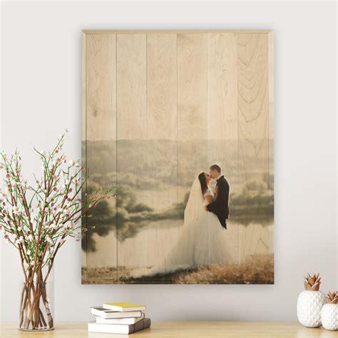 24x36 Photo Wood Print Shimlee