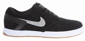 Nike Paul Rodriguez 6 Skate Shoes Black/White/Gum Med ...