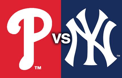 Phillies, Yankees are mirror images when it comes to ...