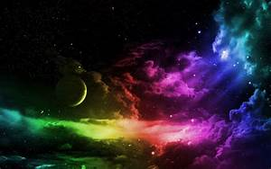 Trippy Space Wallpapers - Wallpaper Cave