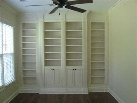 custom bookcase  fluted columns  cristofir bradley