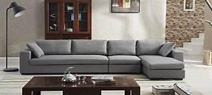 Canapé D Angle Gris : canap d 39 angle droit prix dingues fauteuil amovible ~ Teatrodelosmanantiales.com Idées de Décoration