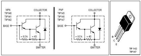 components tip pnp darlington transistor  pakistan