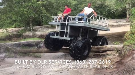 Dlr Swamp Buggy Youtube