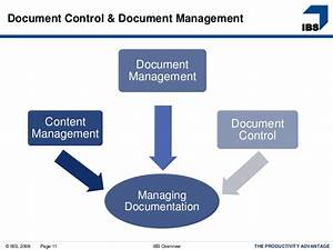 Why a document control system makes good business sense for Document control system for small business