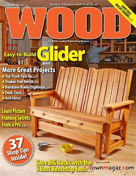 wood july    magazines magazines